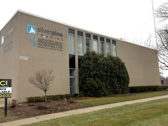 Silver Pine Imaging, a MRI center in Southfield.