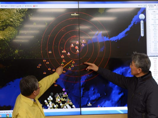 EPA SOUTH KOREA NORTH KOREA NUCLEAR POL DIPLOMACY NUCLEAR POLICIES KOR