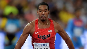 Olympics Podcast: Triple jumper Christian Taylor discusses Russia's ban, repeating in Rio