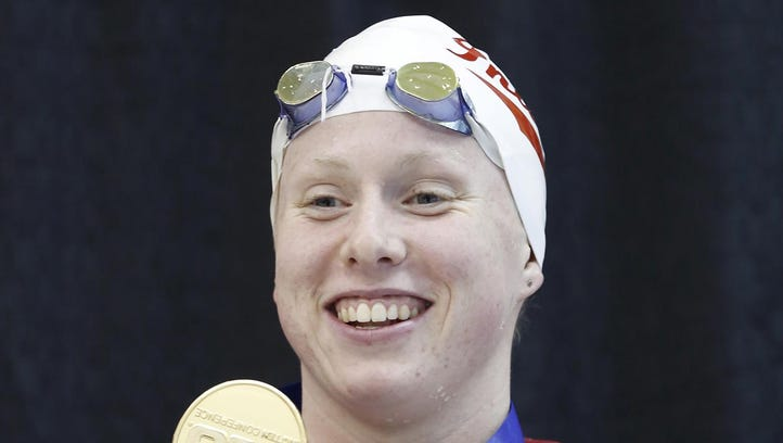 IU's Lilly King smashes American record at Big Ten Championships