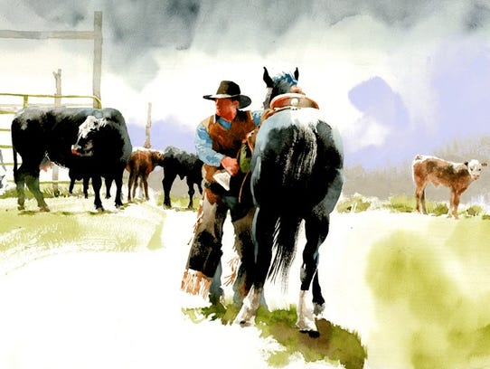 """""""Carter and the Black"""" by Don Weller, who is one of"""