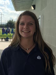St. Thomas More swimmer Grace Horton signs with LSU.