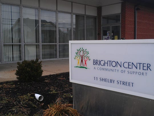 The Brighton Center opened a new office on Shelby Street