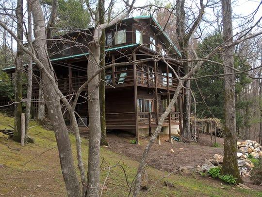 Wildacres Retreat, a 1,076-acre property adjacent to