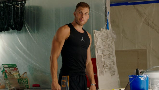 "Blake Griffin as Greg in Whitney Cummings' ""The Female Brain."""