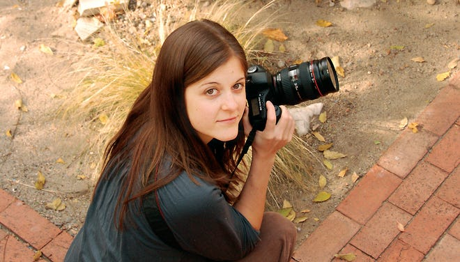 Elaine Huguenin, co-owner of Elane Photography in Albuquerque,  which refused to shoot a same-sex wedding.