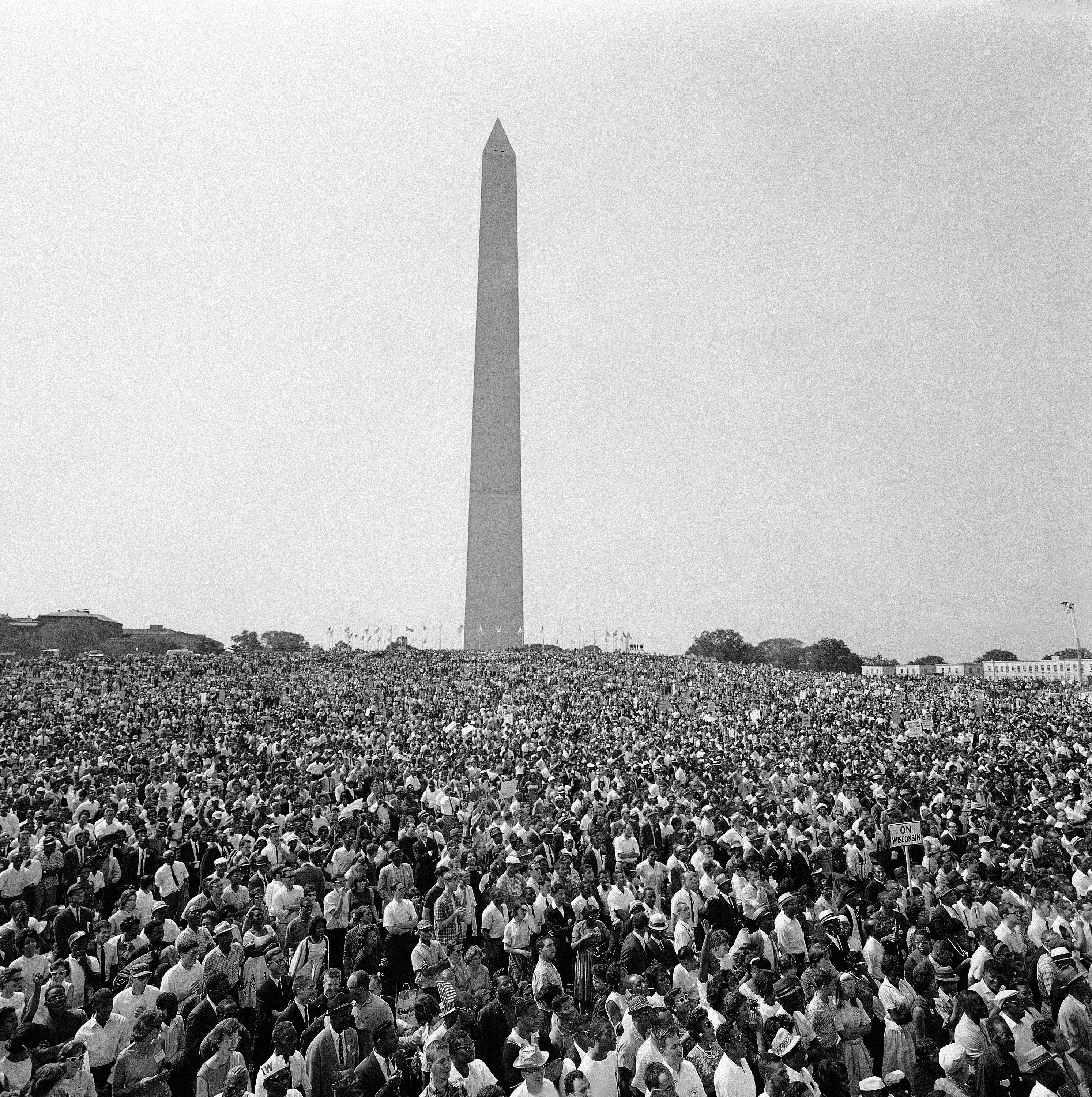 march on washington results