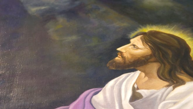 """Jesus told us, """"Love one another as you would Love Me."""" In doing this, He places love above all, bypassing the materialists and power-hungry Pharisees entirely."""