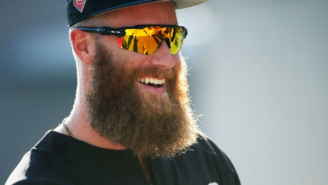 Archie Bradley has evolved into a leader in the Diamondbacks clubhouse despite have only two-plus years of major league service and being a relief pitcher.