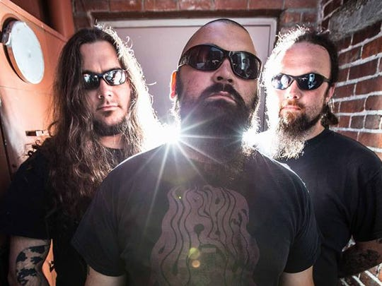 Salem natives, Wicked Haven, headline a metal show Jan. 14 at The Triangle.