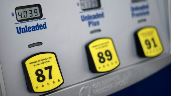 Pump prices in California and other states are surging and refining and ethanol costs rise.