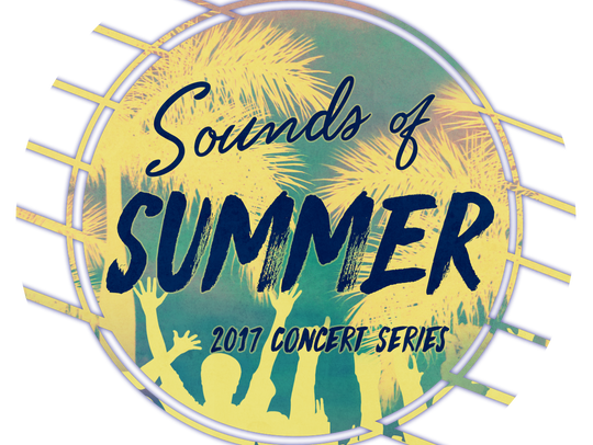 The logo for the new Sounds of Summer concert series