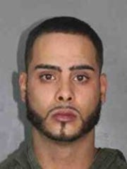 Joseph Mojica, 29, of Hartsdale was arrested in Greenburgh