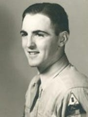 John Demmer, born in Saginaw, served in the Army during