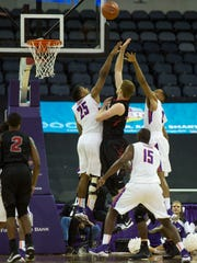 Evansville has had one of the most opportunistic defenses in the country thus far.