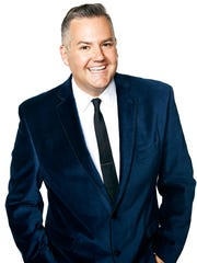 Ross Mathews is a Palm Springs resident and TV personality.