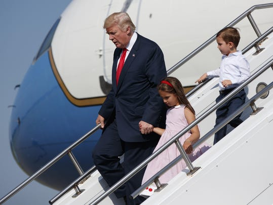 Donald Trump,Joseph Kushner,Arabella Kushner