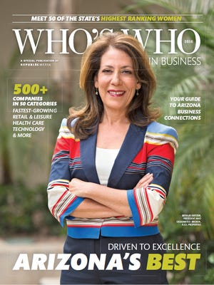 Who's Who in Business 2016 publication