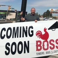 El Paso's Boss chicken grows to six locations in a year; UTEP gets $1M gift