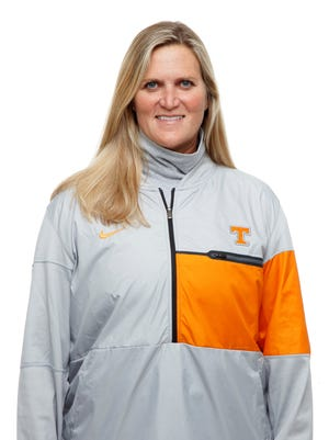 Tennessee rowing coach Lisa Glenn