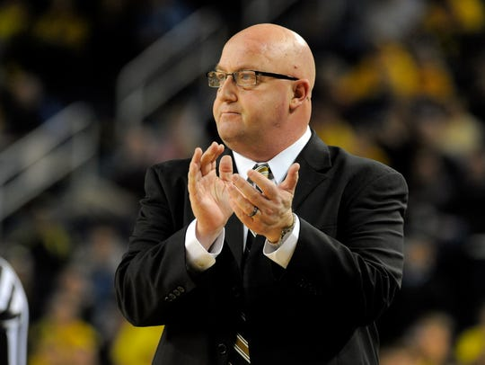 Western Michigan basketball coach Steve Hawkins isn't so sold on the new NCAA rules.