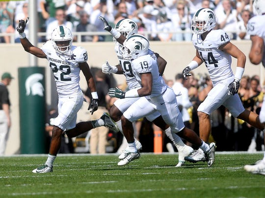 photos by Nick King/Lansing State Journal MSU?s Josiah