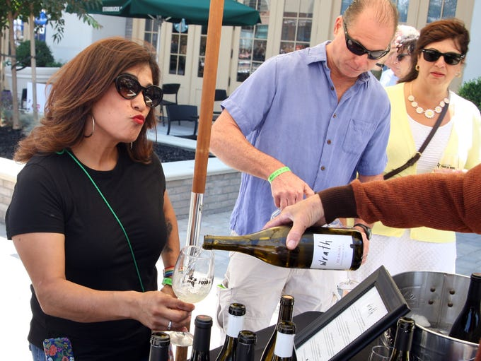 Salinas Valley Food & Wine Festival 2017