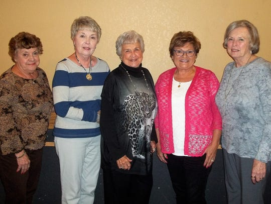 Bunco Sisters - The Bunco sisters met at Archie and
