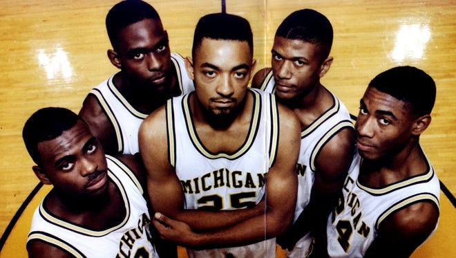Michigan's Fab Five.