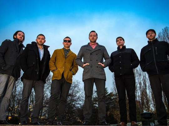 Monophonics will perform 7:30 p.m. Saturday, July 18, at the Salem Art Fair.