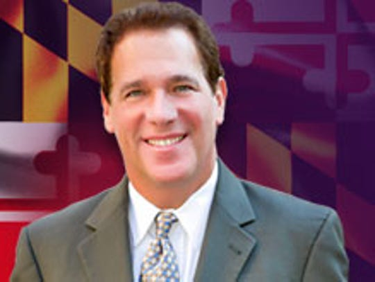 Kevin Kamenetz died early Thursday morning.