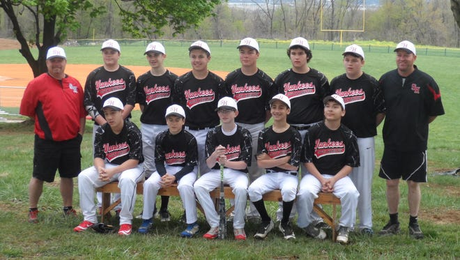 The South Hamilton Yankees
