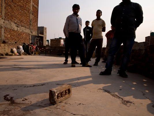 AP INDIA TEEN RAPED I IND