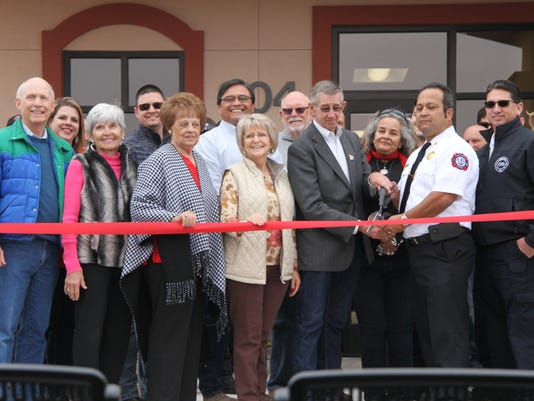 Fire Station 7 opening
