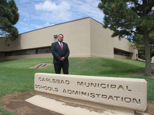 Superintendent Gregory Rodríguez is a Texas-native