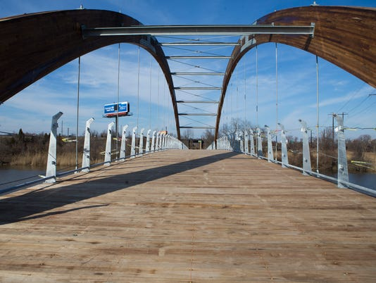 BUCKET LIST News: Bike Bridge
