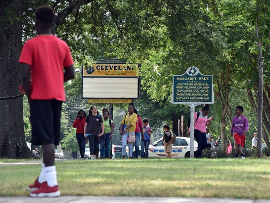 TCL Cleveland School District Desegregation