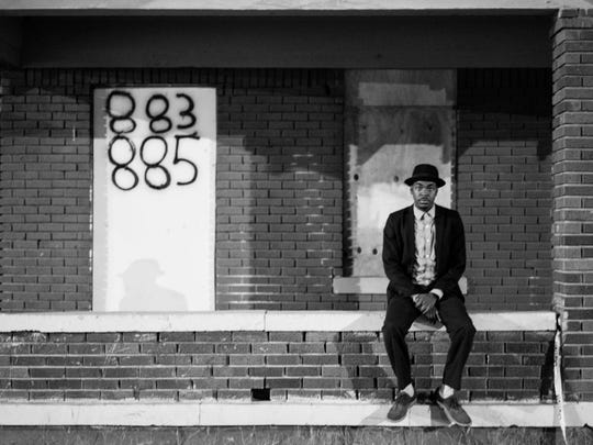 Memphis rapper Marco Pavé.