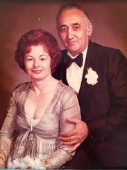 Mary Acerra, 86, and Ferdinando Acerra, 89, at their