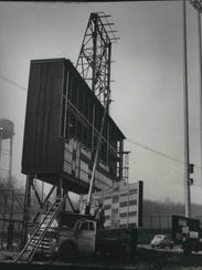 The scoreboard is still in the works at Milwaukee County