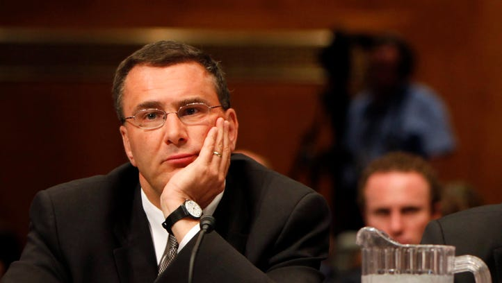 In this May 12, 2009, file photo Jonathan Gruber, professor