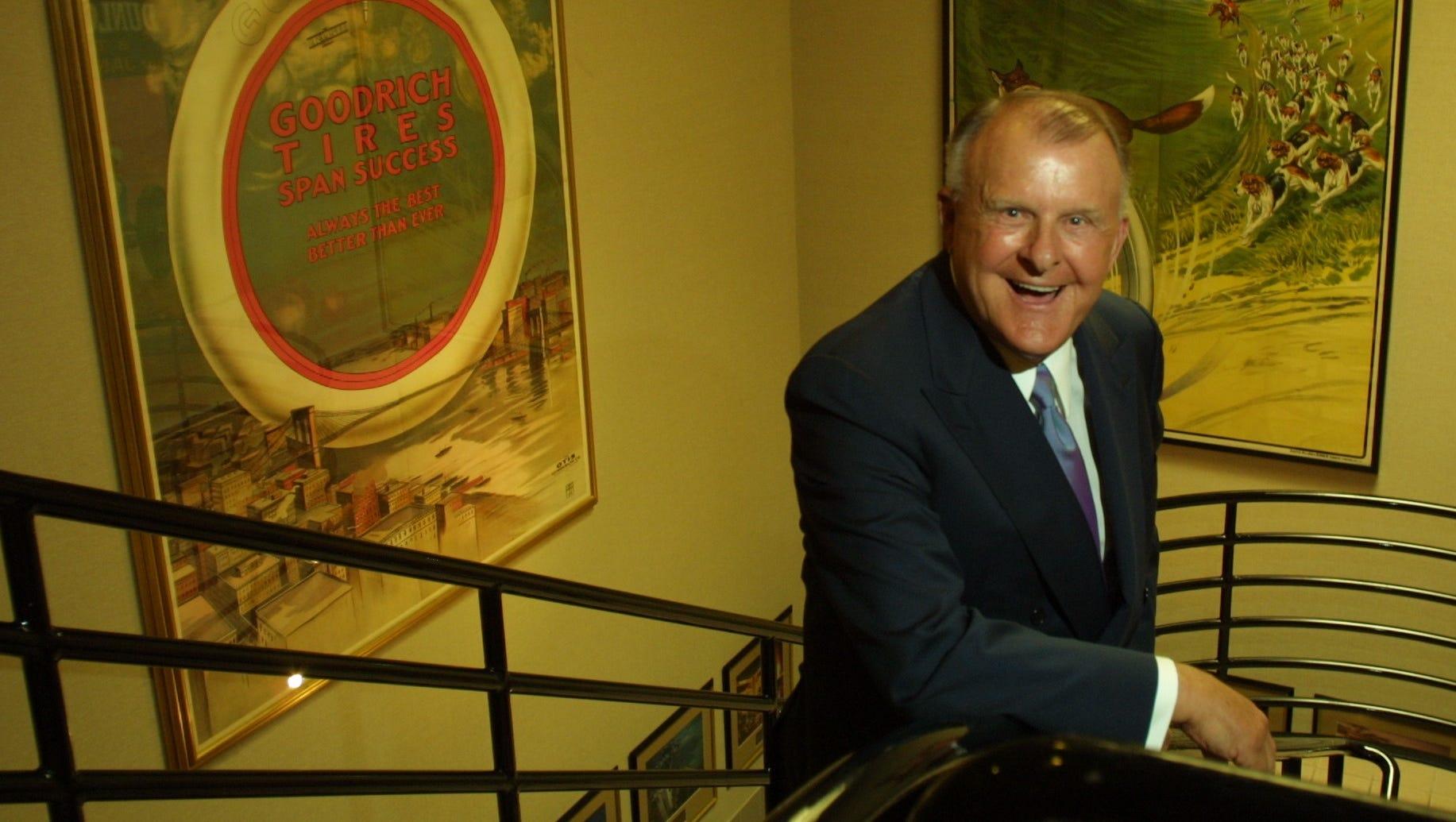 Closest Discount Tire >> Arizona S Richest Person Bruce Halle Dies