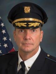 Chief Patrick Ogden, University Public Safety.