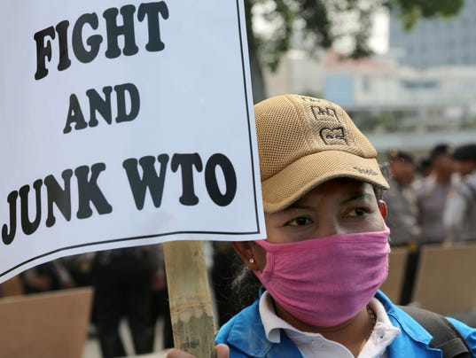 wto trade summit deal