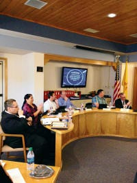 The Ruidoso School Board reviewed plans at its meeting Thursday for its special bond election next Feb. 2.