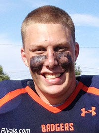 Offensive tackle Garett Bolles of Snow College in Utah has schedule an official visit to Michigan State University.