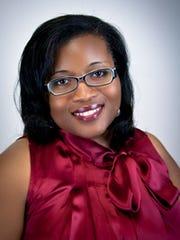 Lori Patton Davis, associate professor of higher education
