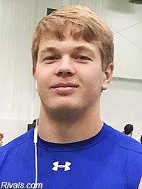 Lewis Center (Ohio) Olentangy offensive tackle Luke Campbell