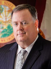 Mike Carroll is the Secretary of the Florida Department