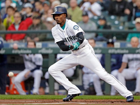 The Mariners are 16-5 this season in games in which